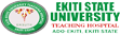 Ekiti State University Teaching Hospital logo